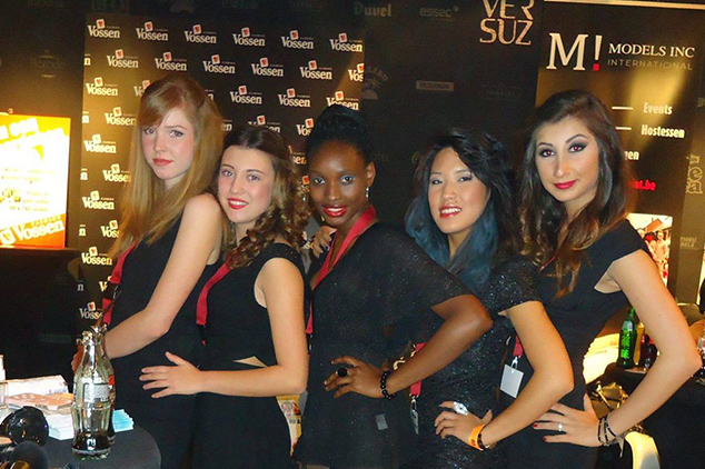 Models Inc International Hostessen pakjes